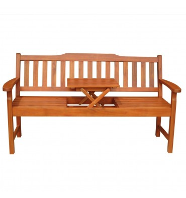 [3 Seater] Garden Bench with Tray