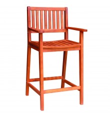 S-53925 Barstool With Arms