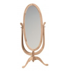 DISCONTINUED 96555 Victorian Cheval Mirror