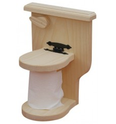 DR18 TP Holder - Toilet