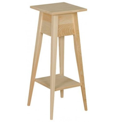 [12 Inch] Shaker Plant Stand