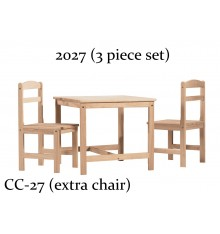 Extra Kid's Chair for 2027 Set