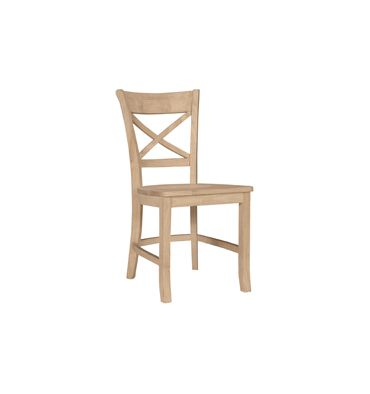 Deluxe X-Back Side Chairs