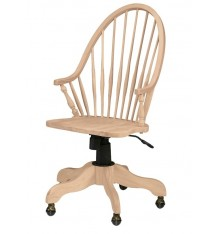 Tall Windsor Desk Chair