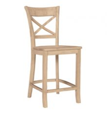 Deluxe X-Back Stools