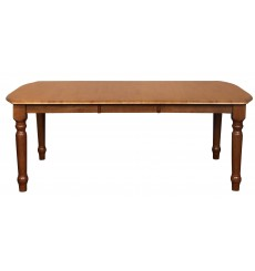 [78 Inch] Farmhouse Extension Dining Tables