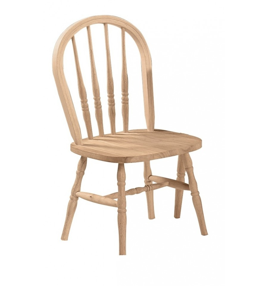 Kid S Windsor Chair Burr S Unfinished Furniture Bryan Tx