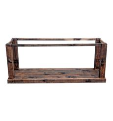 08-2-15-32-SOFA Reclaimed Gun Trunk Sofa Stand