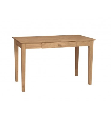 [48 Inch] Shaker Writing Tables