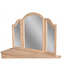 [56 Inch] Jamestown Tri-fold Mirror