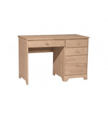 [45 Inch] Jamestown 4 Drawer Desk