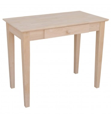 [36 Inch] Shaker Writing Table