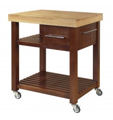 [30 Inch] Kitchen Island Work Center