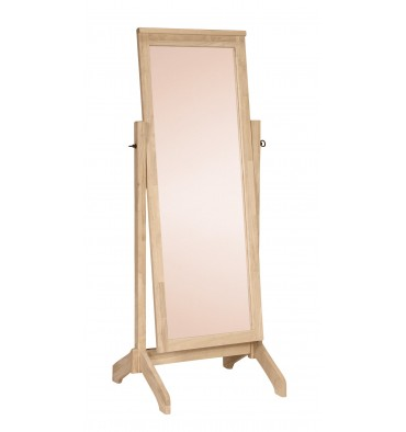 [22 Inch] Lancaster Cheval Mirror