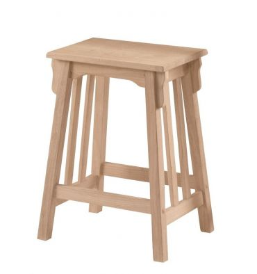 Authentic Mission Stools