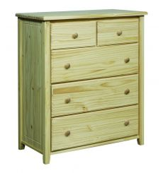[37 Inch] 5 Drawer Chest