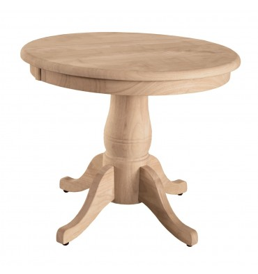 [22 Inch] Pedestal Table