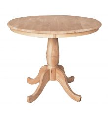 [36 Inch] Classic Round Table