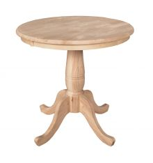 [30 Inch] Classic Round Table