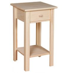 13 inch side table
