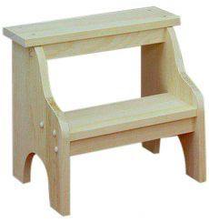 [15 Inch] Step Stool