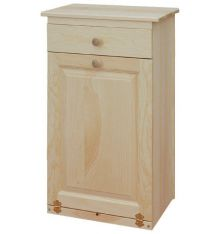 [19 Inch] Trash Bin - Drawer