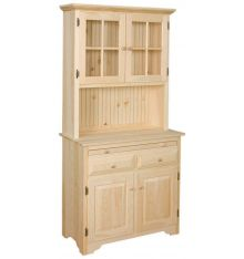 [36 Inch] Country Hoosier Cabinet