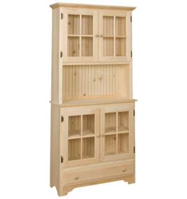 [36 Inch] Country Hutch