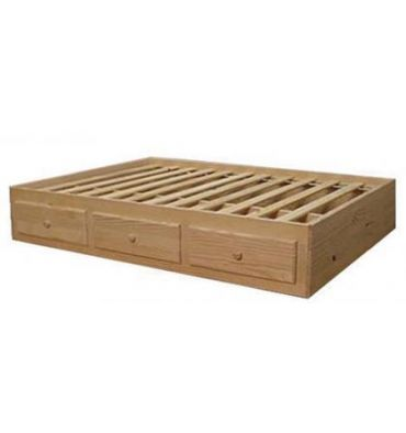 AFC 3 Drawer Chest Beds