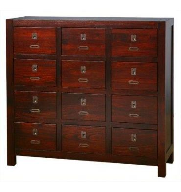 [39 Inch] Allwood CD Console