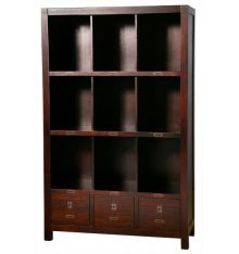 [37 Inch] Allwood Bookcase