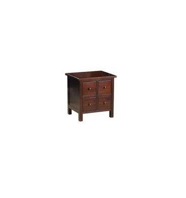 [22 Inch] Allwood Side Table