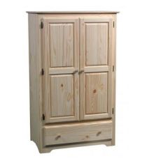 [35 Inch] AFC Shaker Wardrobe | TV Armoire